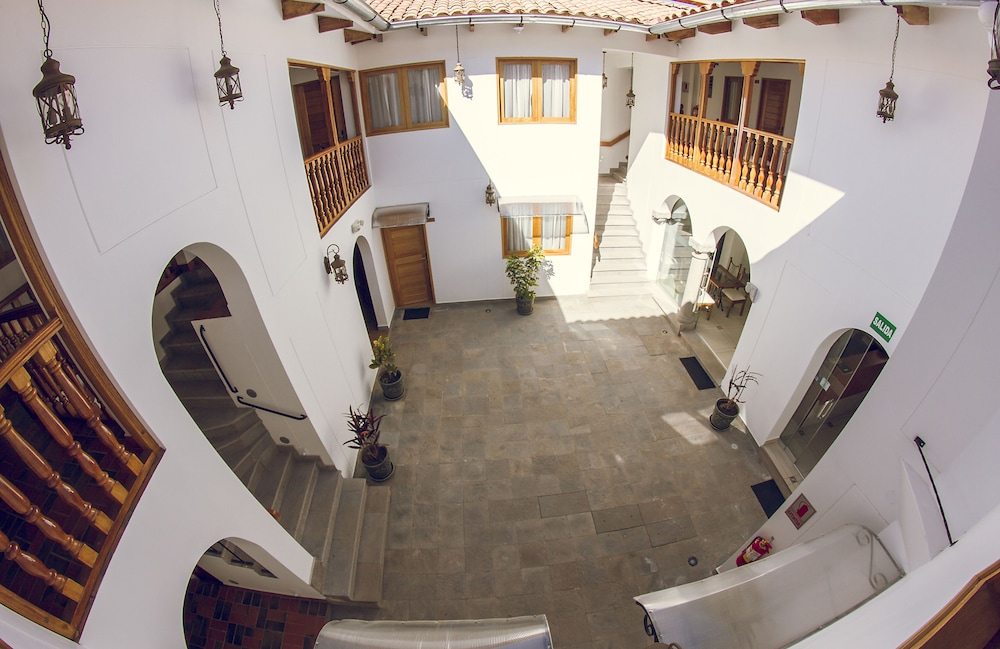 Interior Detail, Estancia San Blas