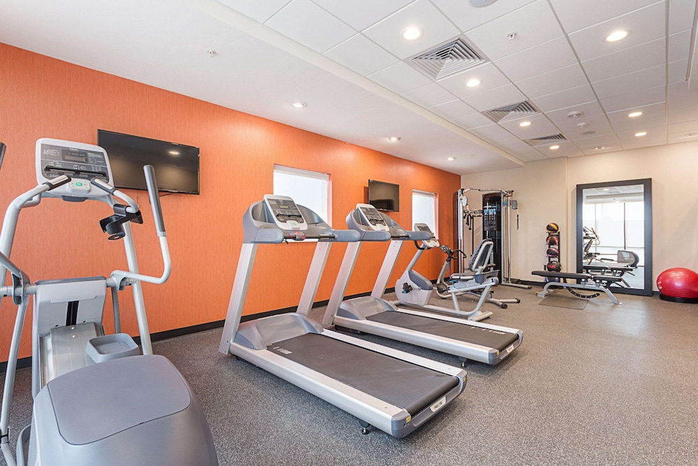 Fitness Facility, Home2 Suites by Hilton Oklahoma City Yukon