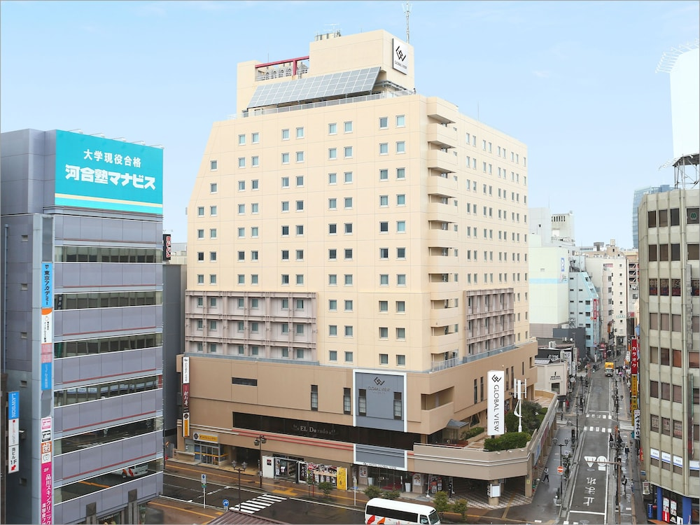 Featured Image, Hotel Global View Niigata