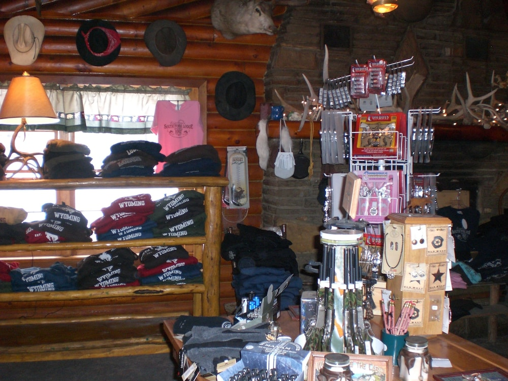 Gift Shop, South Fork Mountain Lodge