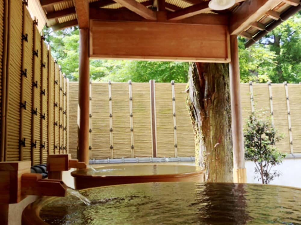 Hot springs, Kinokuniya Ryokan