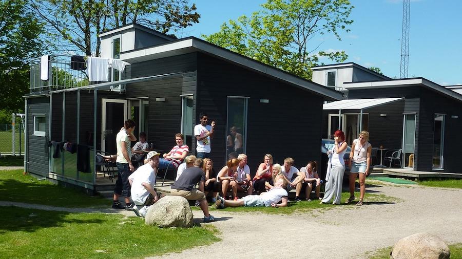 Danhostel Vejen Sport & Hytteby