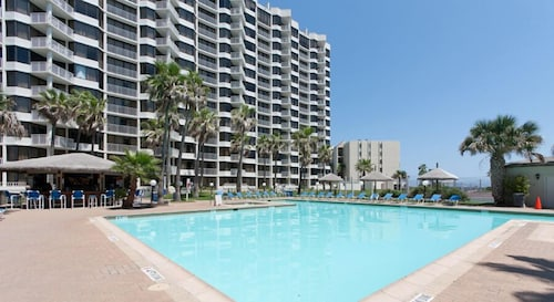 Saida Towers by Padre Island Rentals
