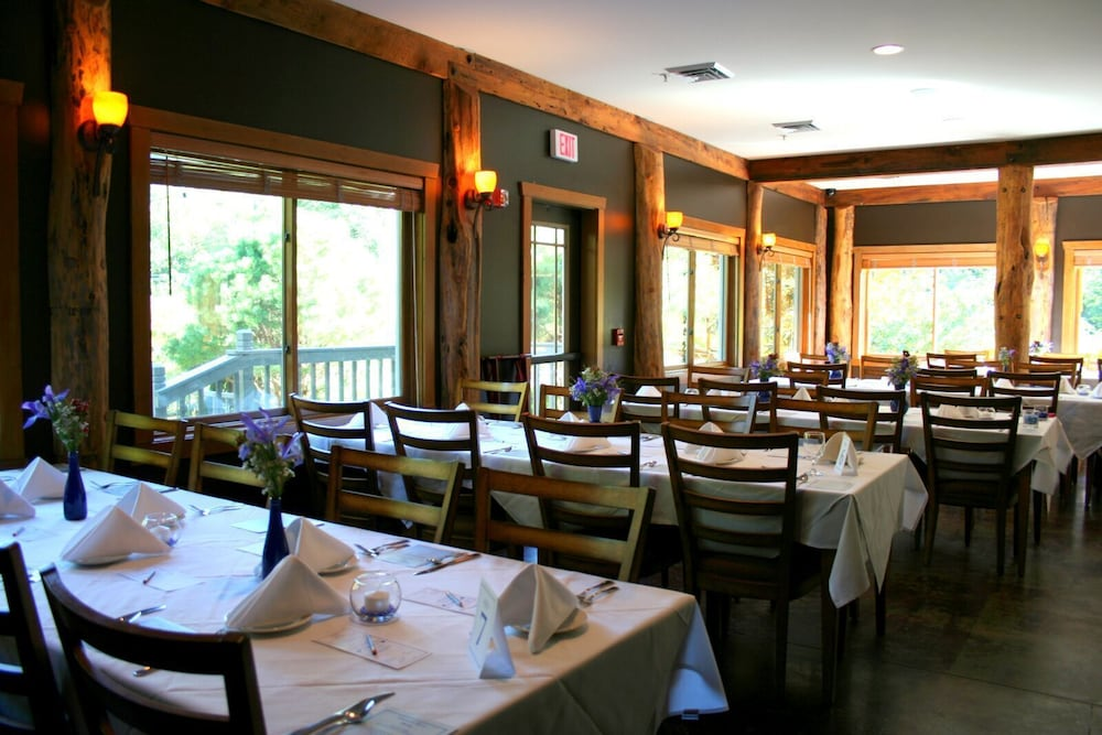 Dining, The Esmeralda Inn at Lake Lure