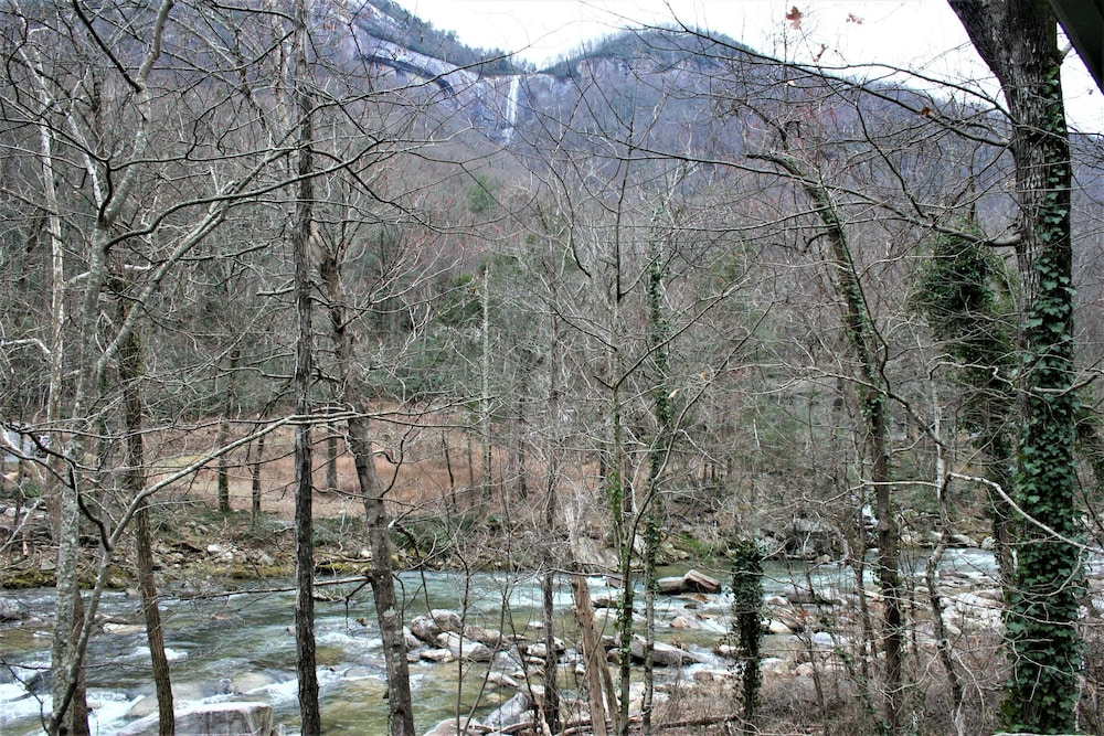 View from Property, The Esmeralda Inn at Lake Lure