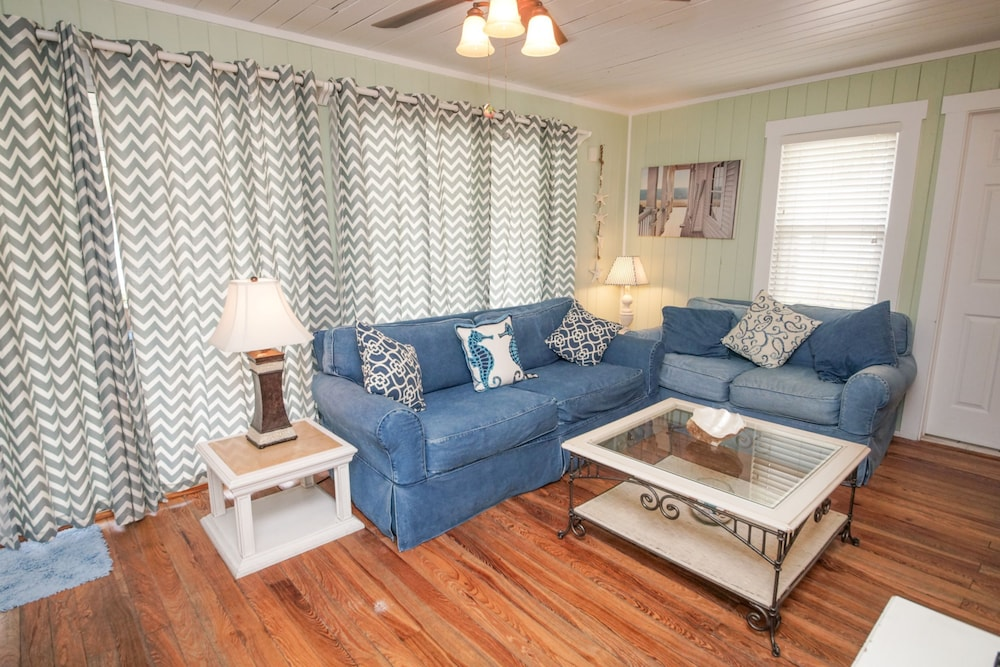 Living Room, Anna Maria Beach Cottages