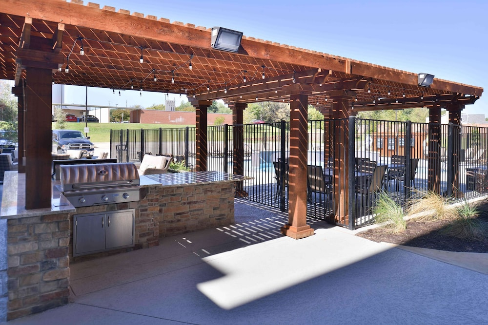 Terrace/Patio, Homewood Suites by Hilton Trophy Club Southlake