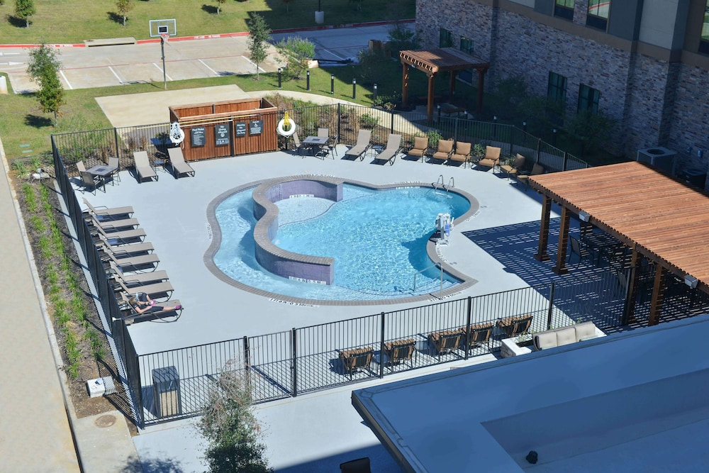Pool, Homewood Suites by Hilton Trophy Club Southlake