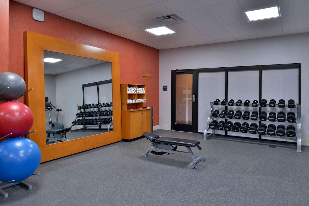 Fitness Facility, Homewood Suites by Hilton Trophy Club Southlake