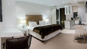 Coffre-forts dans les chambres, décoration personnalisée
