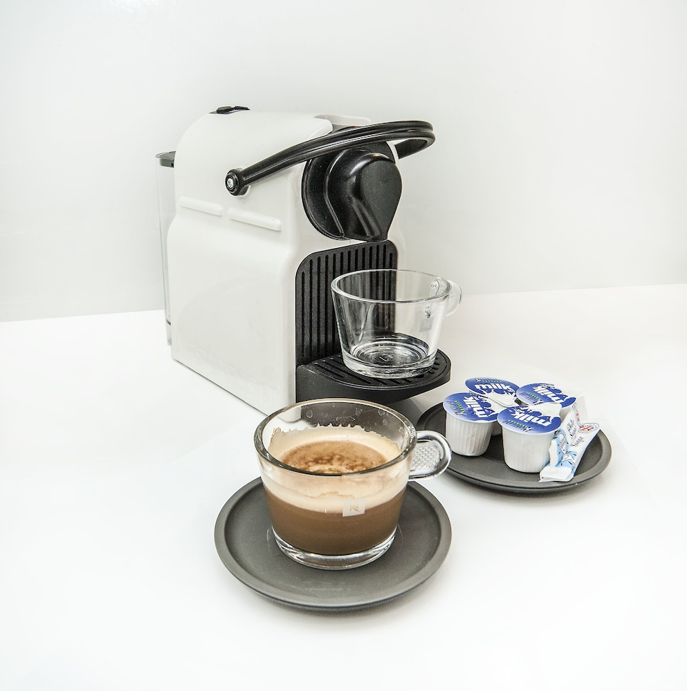 Coffee and/or Coffee Maker, 88 Studios Kensington
