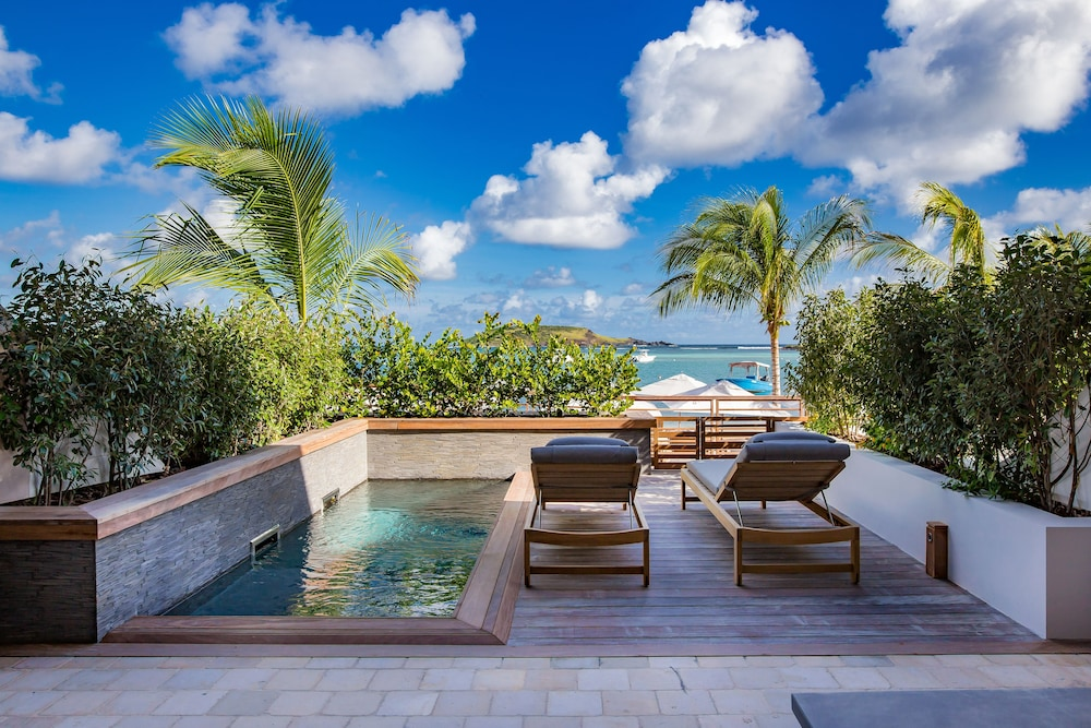 Le barth lemy hotel spa in st barthelemy hotel rates for Garden pool reviews