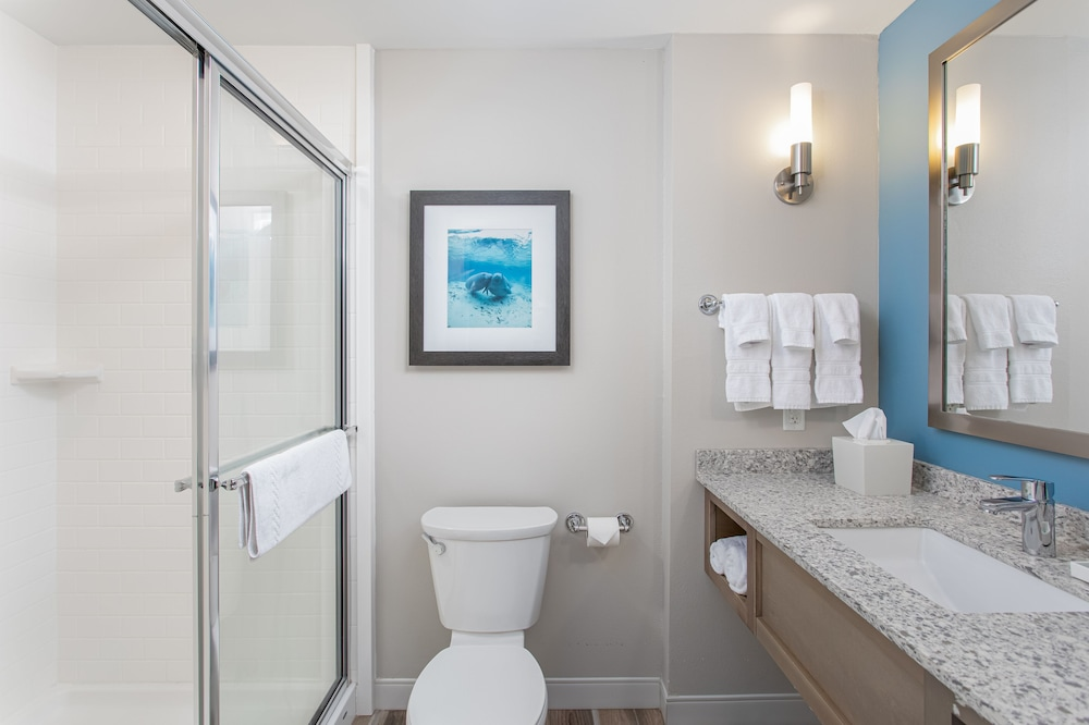 Bathroom, Best Western Premier The Tides