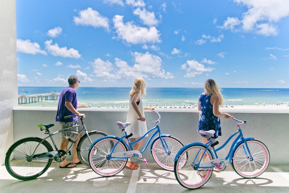 Bicycling, Best Western Premier The Tides
