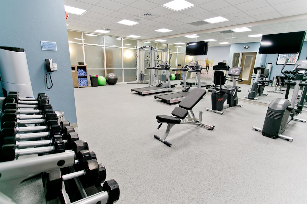 Fitness Facility, Best Western Premier The Tides