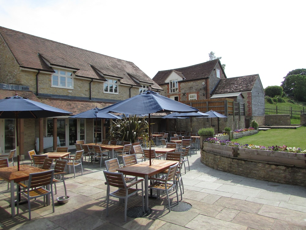 Terrace/Patio, The Kings Arms