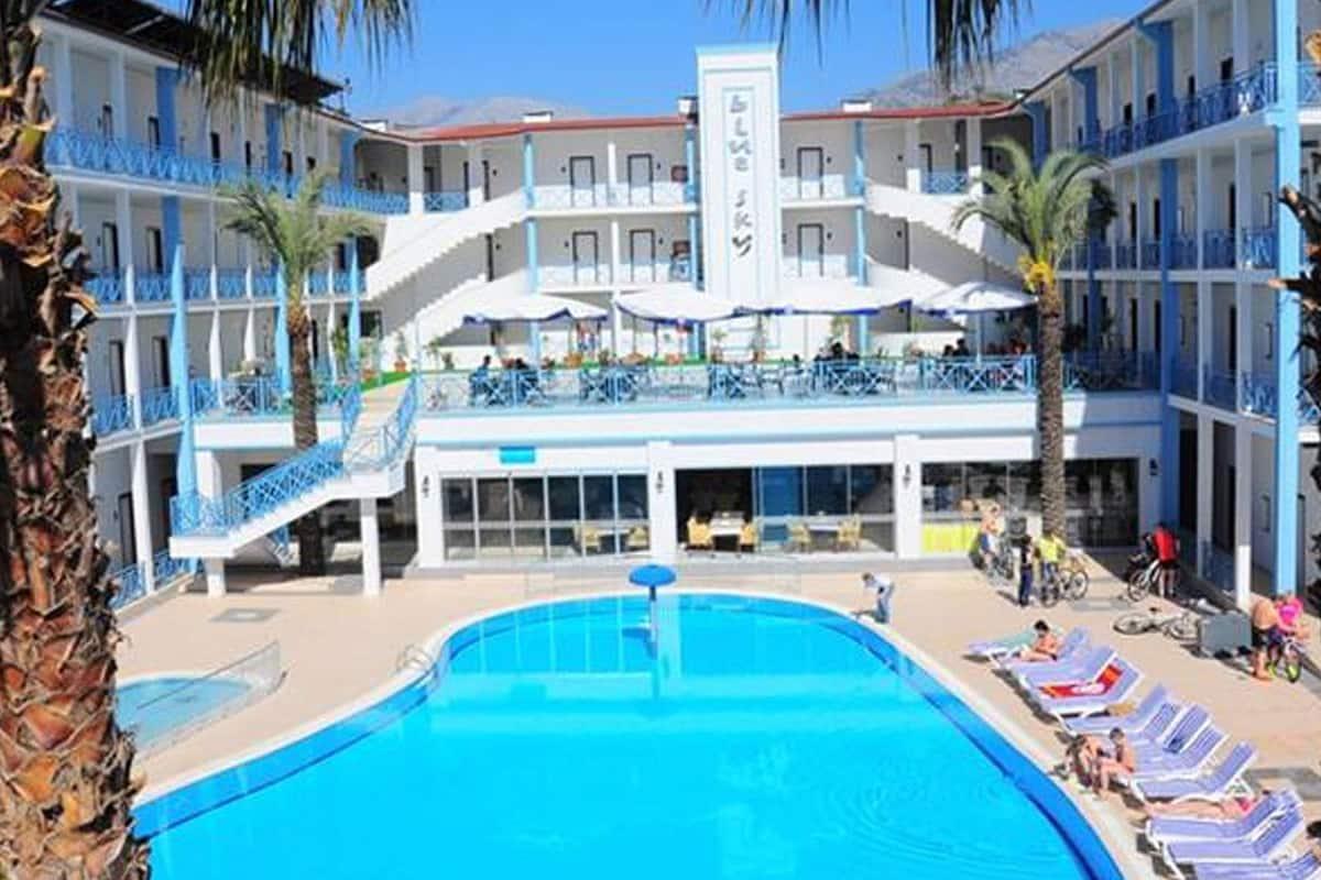 Blue Sky Hotel All Inclusive In Kemer Turkey Expedia