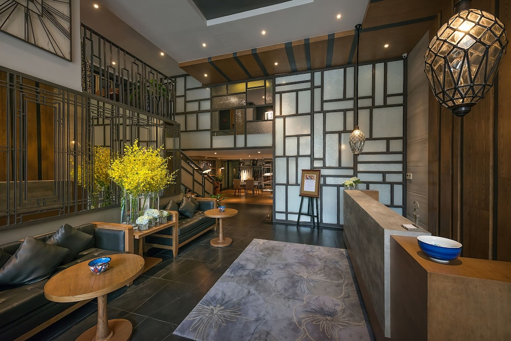 Hanoi la siesta hotel trendy deals reviews hanoi vnm for Trendy hotel