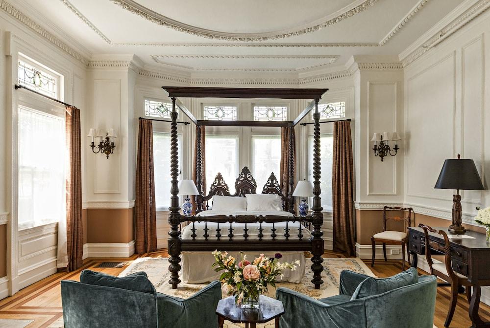 Hudson House Inn Rooms