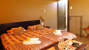 1 chambre, bureau, lits pliants/supplémentaires