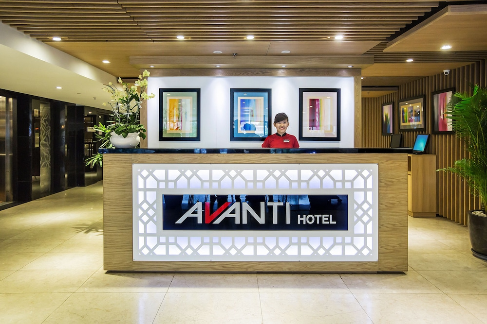 Featured Image, Avanti Hotel