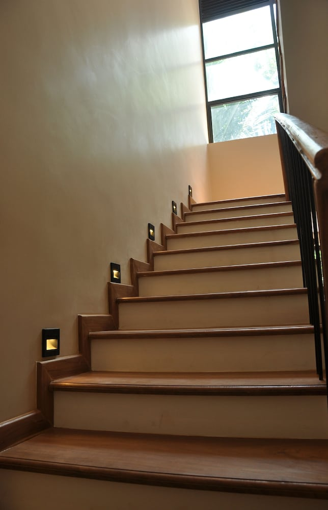 Staircase, Rivorich Residence