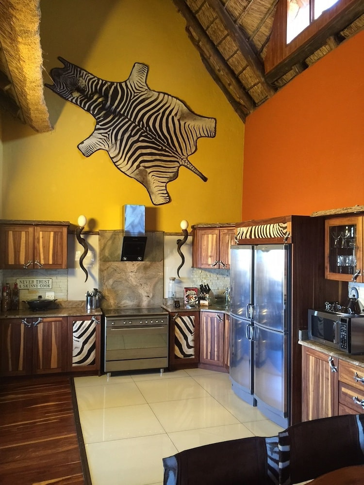 Private Kitchen, Phumelelo Lodge