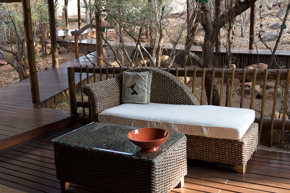 Terrace/Patio, Phumelelo Lodge
