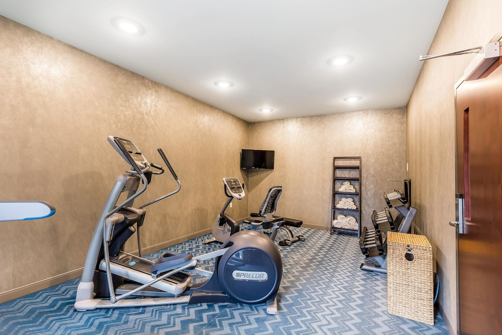 Fitness Facility, Marina Bay Hotel & Suites, Ascend Hotel Collection