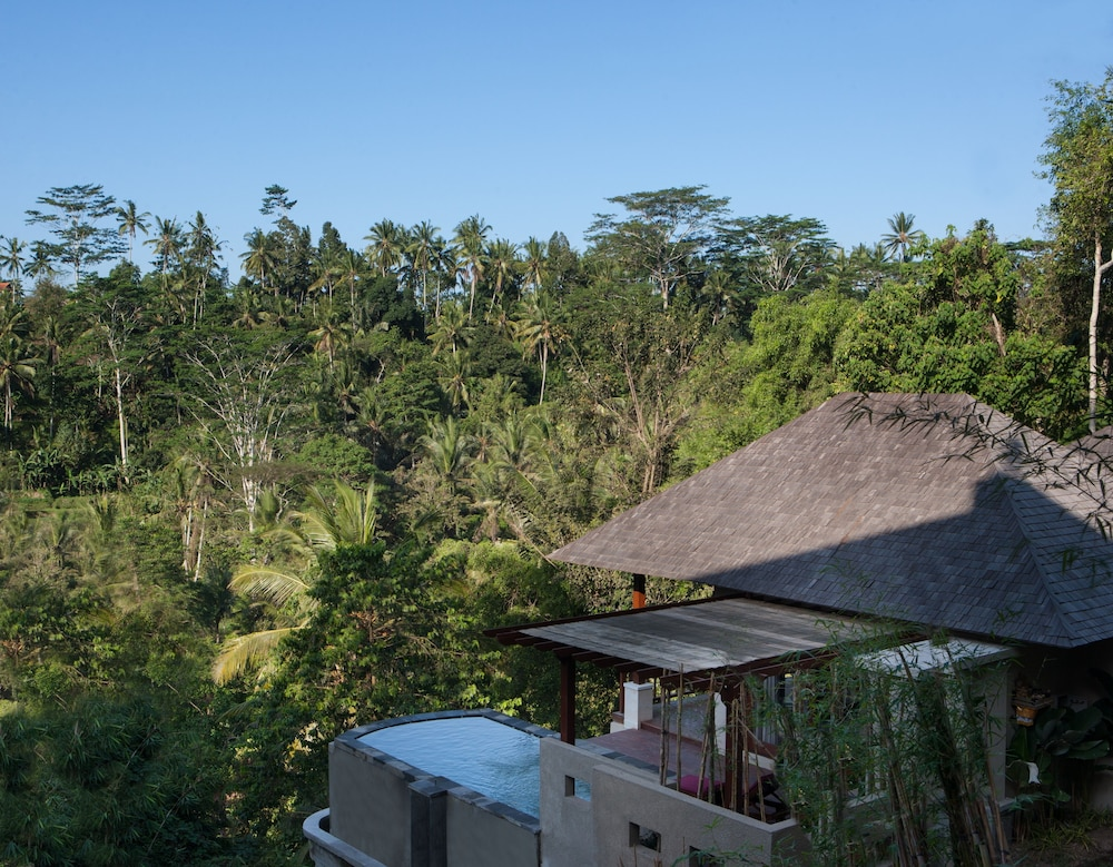 View from Room, Jannata Resort and Spa