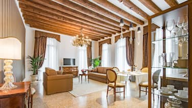 San Teodoro Palace Luxury Apartments