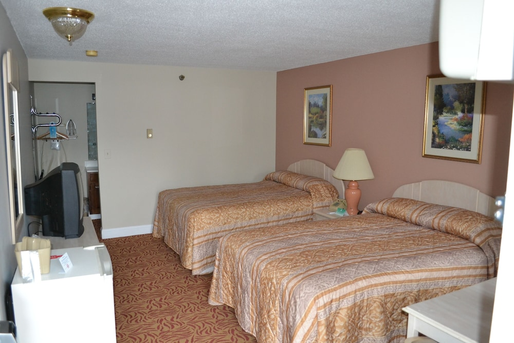 Room, Seabrook Inn