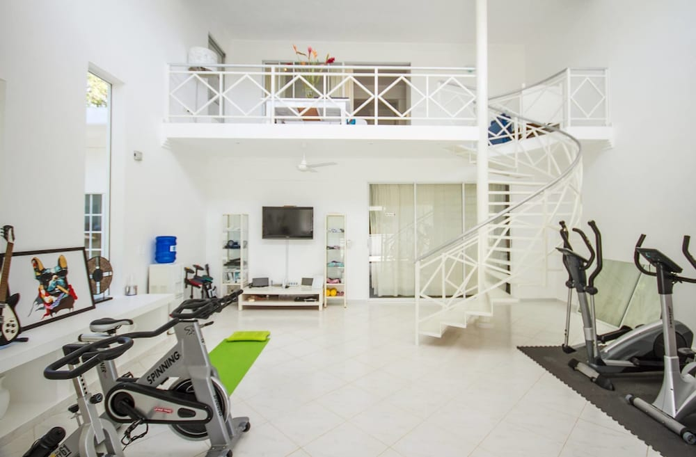 Fitness Facility, CASA-22 Luxury Boutique Hotel