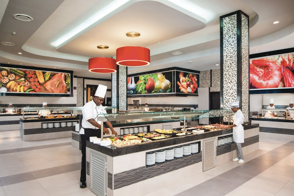 Buffet, Riu Reggae Adults Only - All Inclusive