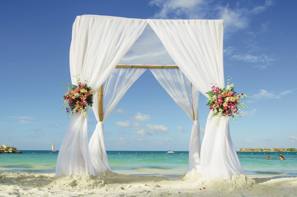 Outdoor Wedding Area, Riu Reggae Adults Only - All Inclusive