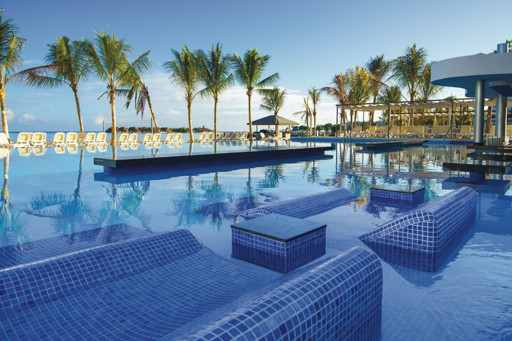 Pool, Riu Reggae Adults Only - All Inclusive