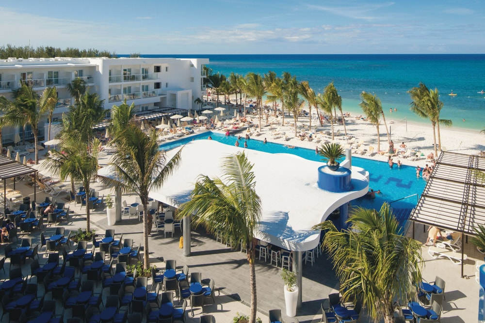 Outdoor Pool, Riu Reggae Adults Only - All Inclusive