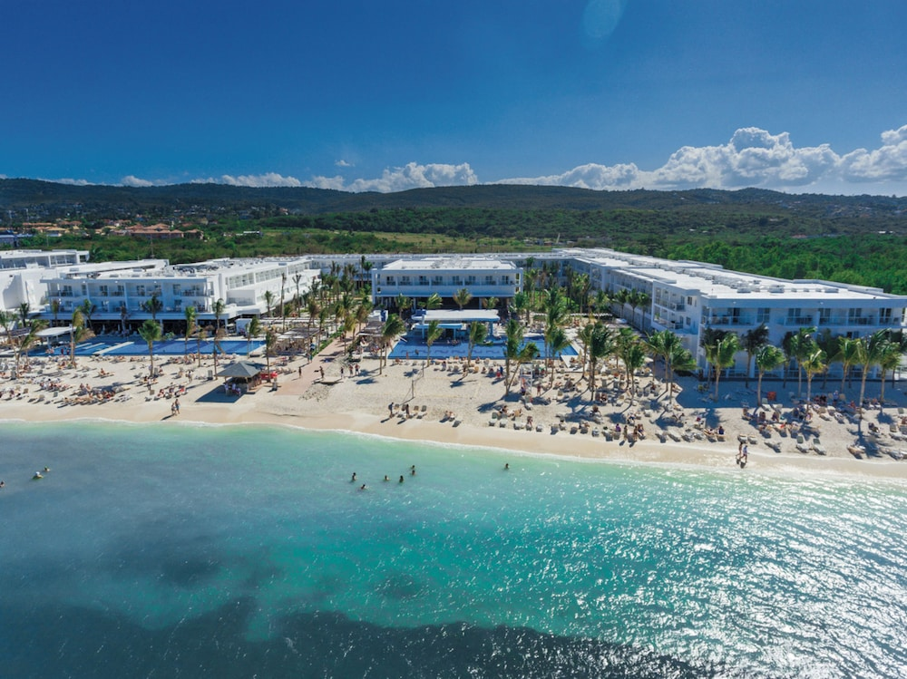 Aerial View, Riu Reggae Adults Only - All Inclusive