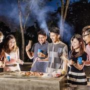 Khu BBQ/picnic