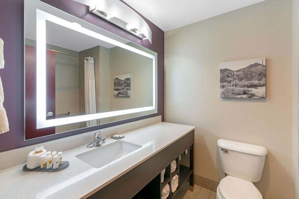 Bathroom, La Quinta Inn & Suites by Wyndham Williams-Grand Canyon Area