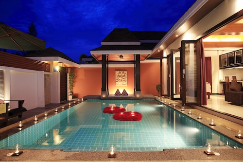 The Iris Pool Villa