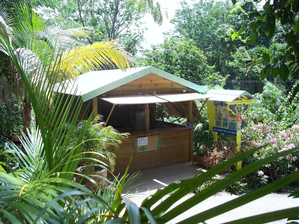 Au Jardin Des Colibris In Deshaies Hotel Rates Reviews On Orbitz