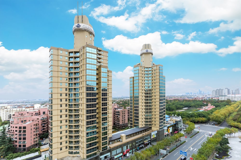 Featured Image, Green Court Residence Jinqiao Diamond Shanghai
