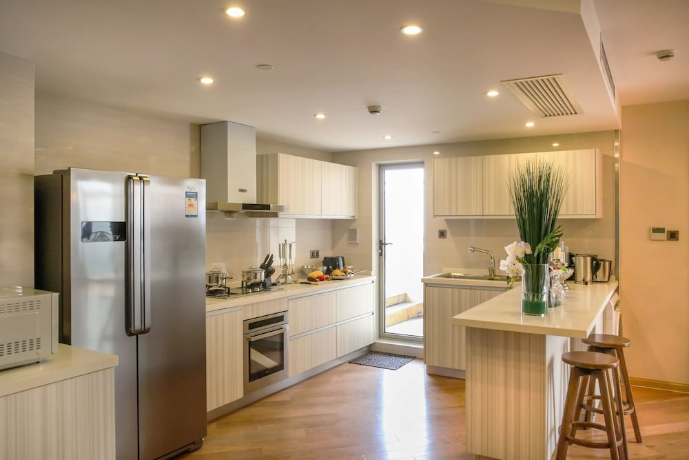 Private Kitchen, Green Court Residence Jinqiao Diamond Shanghai
