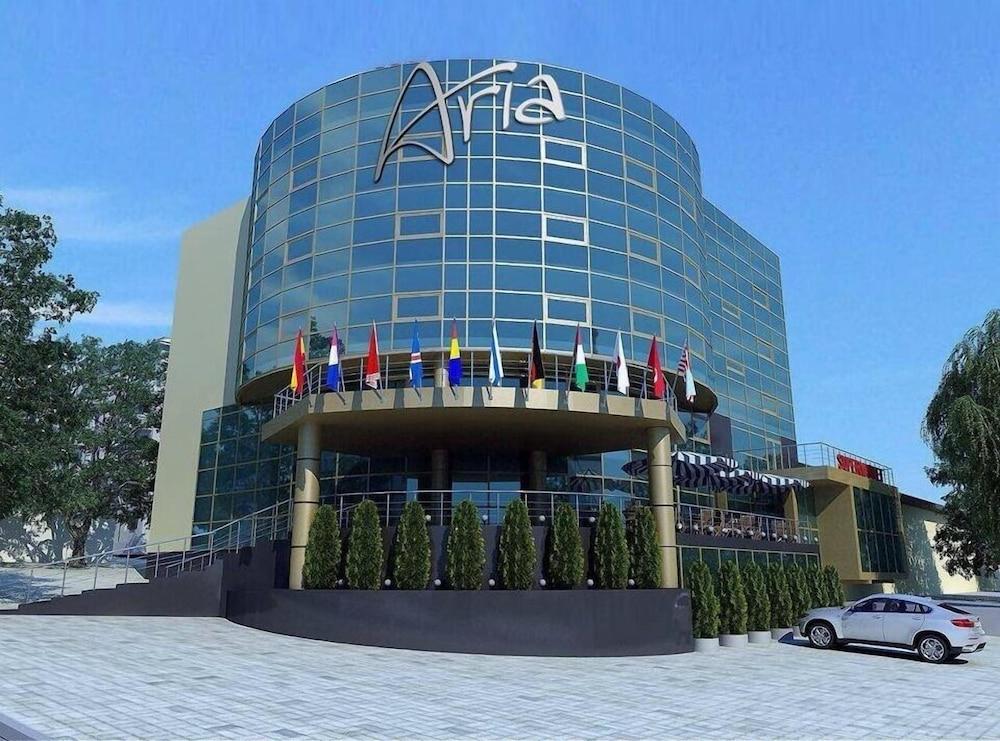 アリア ホテル キシナウ