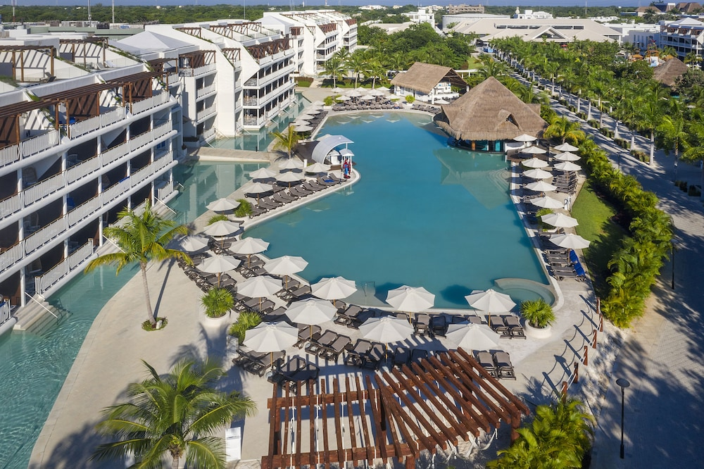 Aerial View, Ocean Riviera Paradise All Inclusive