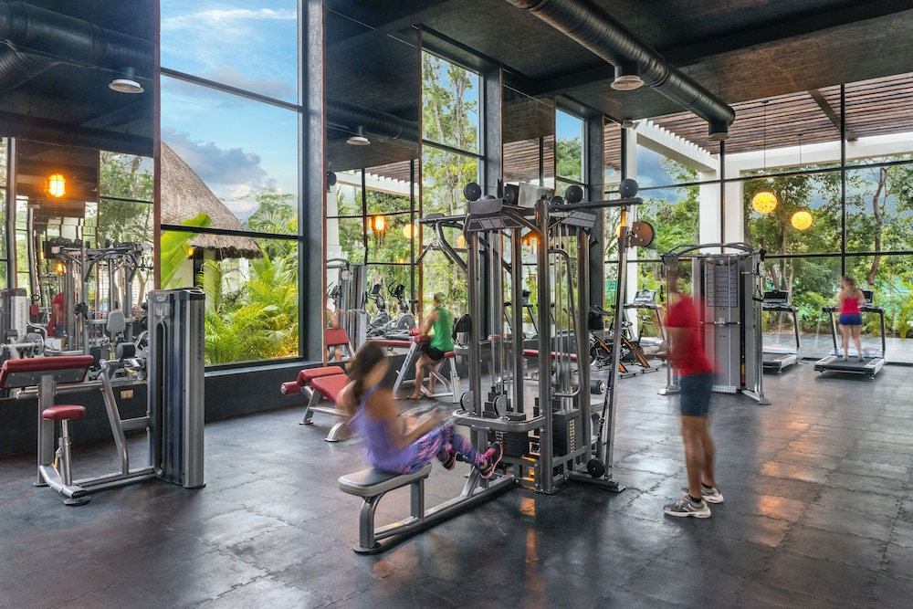 Gym, Ocean Riviera Paradise El Beso - All Inclusive - Adults Only