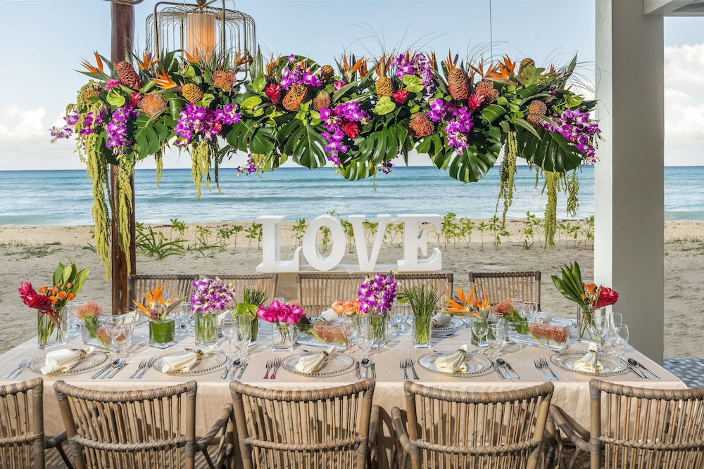 Outdoor Wedding Area, Ocean Riviera Paradise El Beso - All Inclusive - Adults Only