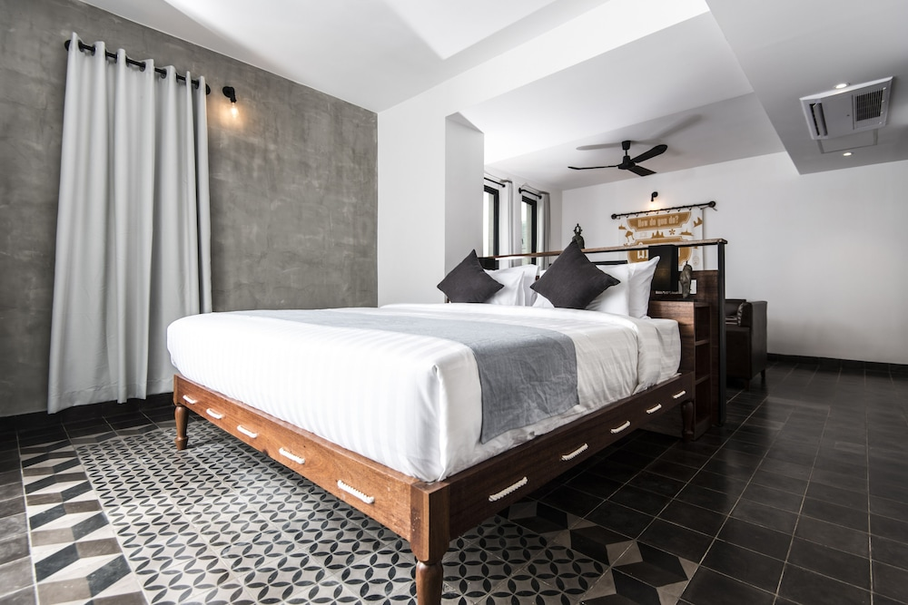 Room, Aquarius Hotel & Urban Resort Phnom Penh