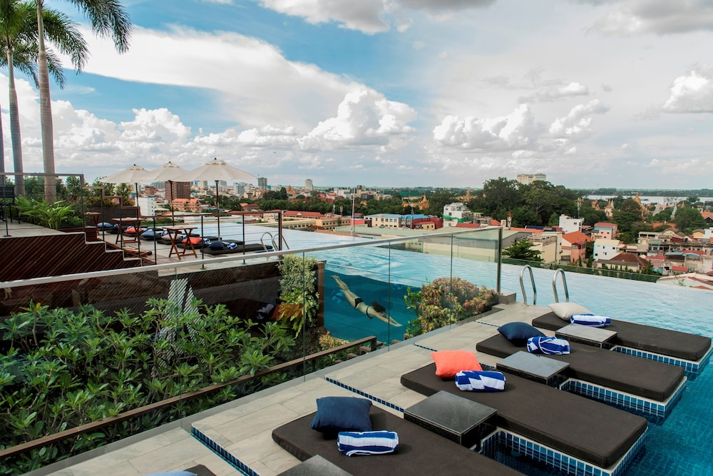 Featured Image, Aquarius Hotel & Urban Resort Phnom Penh